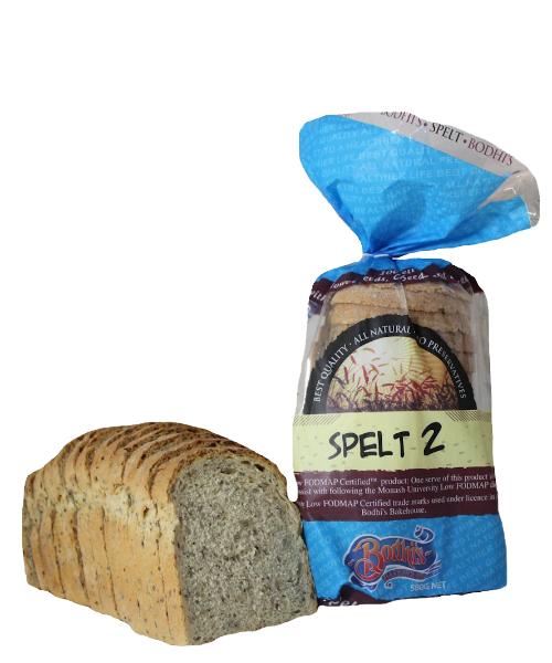 Introducing Bodhi's Bakehouse Spelt 2 breads that are Monash Low FODMAP certified_9009f3da